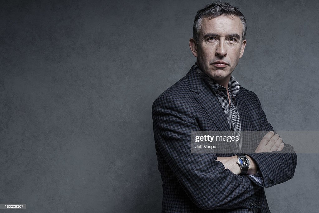 Actor <a gi-track='captionPersonalityLinkClicked' href=/galleries/search?phrase=Steve+Coogan&family=editorial&specificpeople=204648 ng-click='$event.stopPropagation()'>Steve Coogan</a> is photographed at the Toronto Film Festival on September 8, 2013 in Toronto, Ontario.