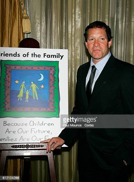 Actor Steve Guttenberg arrives at the Friends of the Family's 11th Annual Family Matters Benefit and Celebration held at the Beverly Wilshire Hotel...
