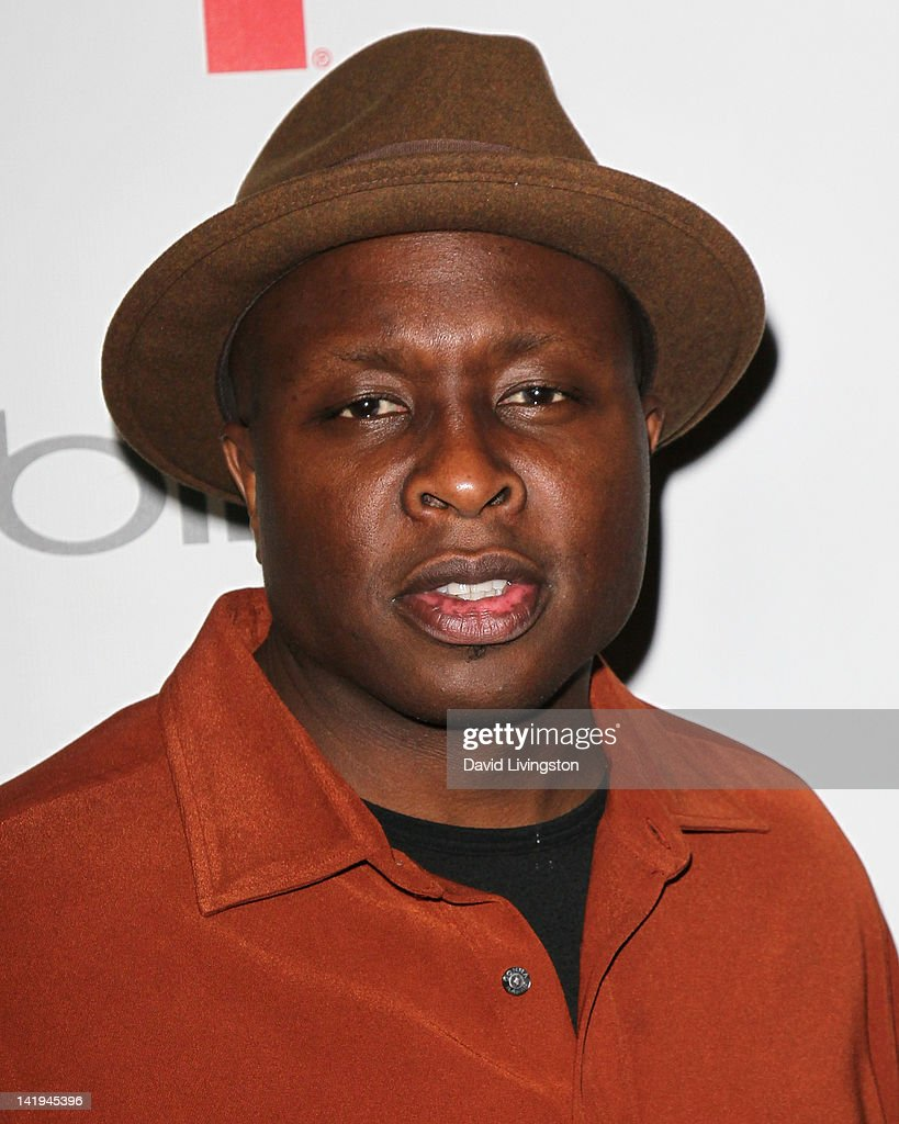 Actor Steve Harris attends the premiere of The Weinstein Company's 'Bully' at the Mann Chinese 6 on March 26, 2012 in Los Angeles, California.