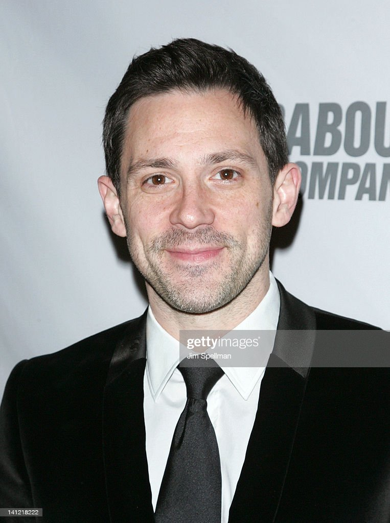 Actor Steve Kazee attends The Roundabout Theatre 2012 Spring Gala 'From Screen to Stage' dinner and auction at the Hammerstein Ballroom on March 12, 2012 in New York City.