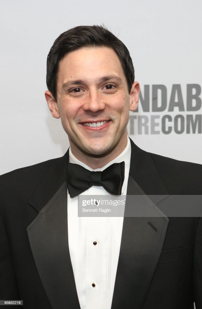 Actor Steve Kazee attends the Roundabout Theatre Company's 2009 Spring Gala at Roseland Ballroom on April 6, 2009 in New York City.