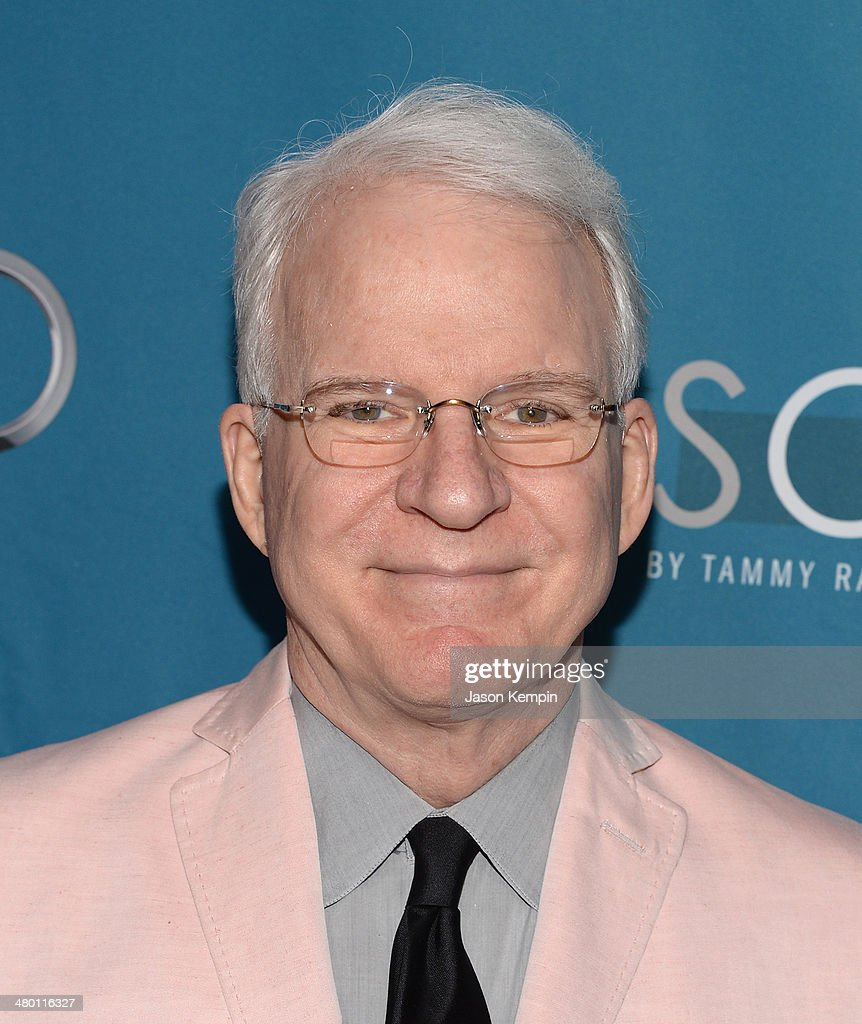 Actor <a gi-track='captionPersonalityLinkClicked' href=/galleries/search?phrase=Steve+Martin+-+Comedian&family=editorial&specificpeople=196544 ng-click='$event.stopPropagation()'>Steve Martin</a> attends Geffen Playhouse's Annual 'Backstage At The Geffen' Gala at Geffen Playhouse on March 22, 2014 in Los Angeles, California.