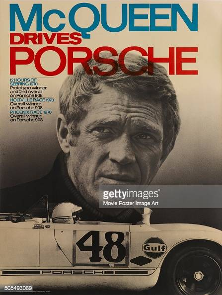 steve mcqueen le mans stock photos and pictures getty images. Black Bedroom Furniture Sets. Home Design Ideas