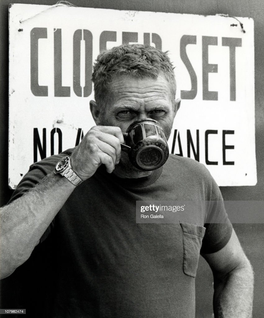 Actor <a gi-track='captionPersonalityLinkClicked' href=/galleries/search?phrase=Steve+McQueen+-+Actor&family=editorial&specificpeople=217797 ng-click='$event.stopPropagation()'>Steve McQueen</a> sighted on location filming 'Papillon' on April 15, 1973 in Montego Bay, Jamaica.