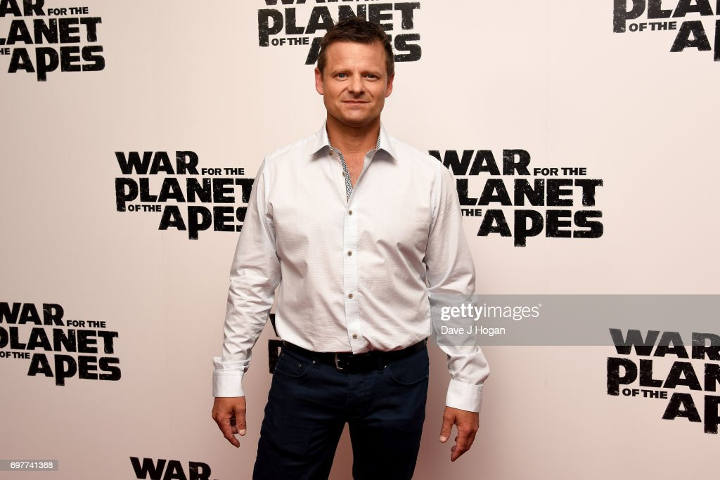 Actor Steve Zahn attends a screening of 'War For The Planet Of The Apes' at The Ham Yard Hotel on June 19, 2017 in London, England.