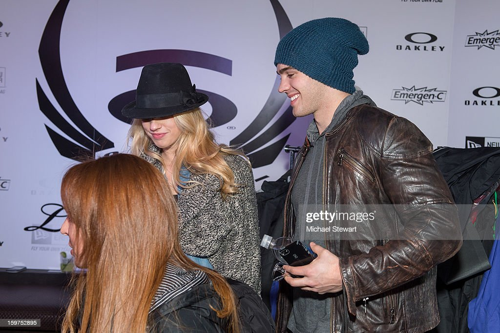 Actor Steven McQueen attends Oakley Learn To Ride In Collaboration With New Era on January 19, 2013 in Park City, Utah.