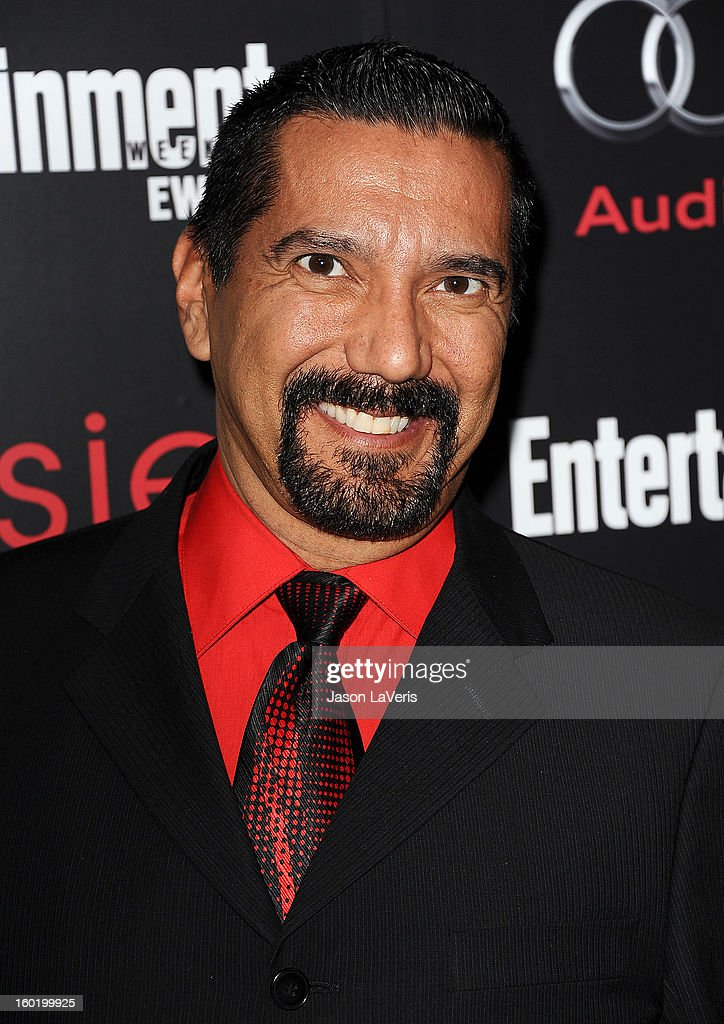 Actor Steven Michael Quezada attends the Entertainment Weekly Screen Actors Guild Awards pre-party at Chateau Marmont on January 26, 2013 in Los Angeles, California.