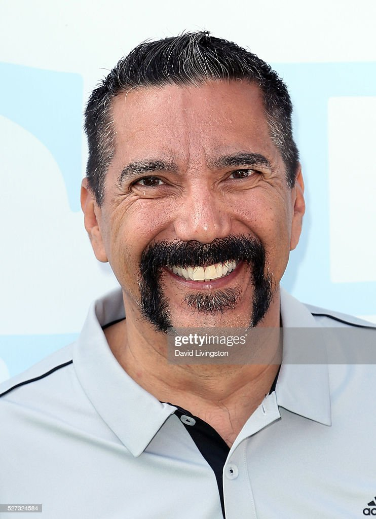 Actor <a gi-track='captionPersonalityLinkClicked' href=/galleries/search?phrase=Steven+Michael+Quezada&family=editorial&specificpeople=5734754 ng-click='$event.stopPropagation()'>Steven Michael Quezada</a> attends the Ninth Annual George Lopez Celebrity Golf Classic at Lakeside Golf Club on May 2, 2016 in Burbank, California.