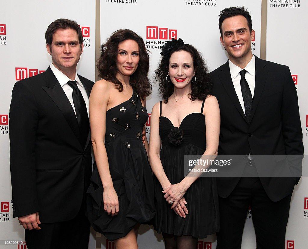 "2011 Manhattan Theatre Club Winter Benefit ""An Intimate Night"""
