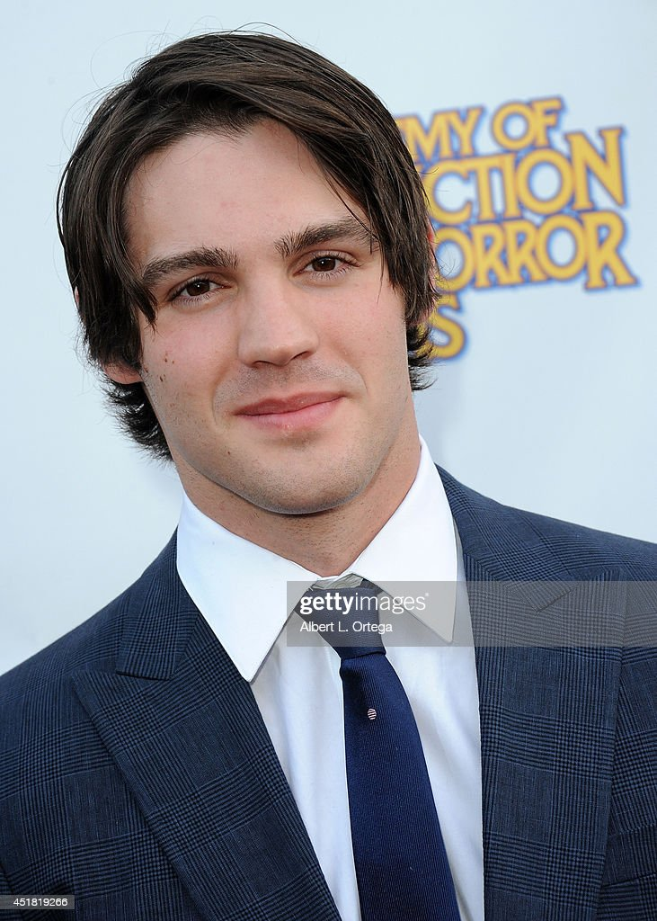 Actor Steven R McQueen arrives for the 40th Annual Saturn Awards held at The Castaway on June 26 2014 in Burbank California