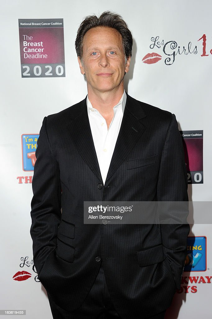 Actor <a gi-track='captionPersonalityLinkClicked' href=/galleries/search?phrase=Steven+Weber&family=editorial&specificpeople=608237 ng-click='$event.stopPropagation()'>Steven Weber</a> attends the 13th annual Les Girls benefiting the National Breast Cancer Coalition Fund at Avalon on October 7, 2013 in Hollywood, California.