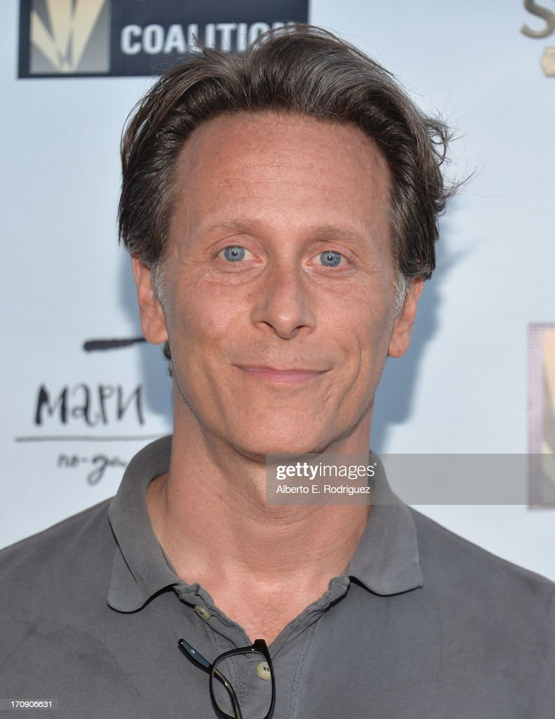 Actor <a gi-track='captionPersonalityLinkClicked' href=/galleries/search?phrase=Steven+Weber&family=editorial&specificpeople=608237 ng-click='$event.stopPropagation()'>Steven Weber</a> attends The Creative Coalition's 2013 Summer Soiree at Mari Vanna Los Angeles on June 19, 2013 in West Hollywood, California.