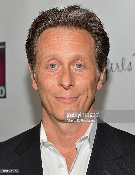 Actor Steven Weber attends The National Breast Cancer Coalition Fund presents The 13th Annual Les Girls at the Avalon on October 7 2013 in Hollywood...