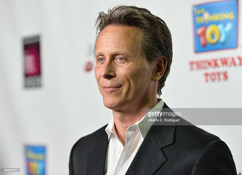Actor Steven Weber attends The National Breast Cancer Coalition Fund presents The 13th Annual Les Girls at the Avalon on October 7, 2013 in Hollywood, California.