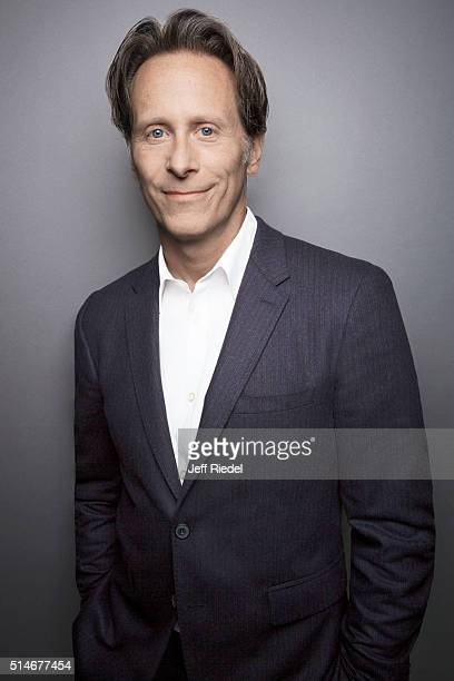 Actor Steven Weber is photographed for TV Guide Magazine on January 15 2015 in Pasadena California