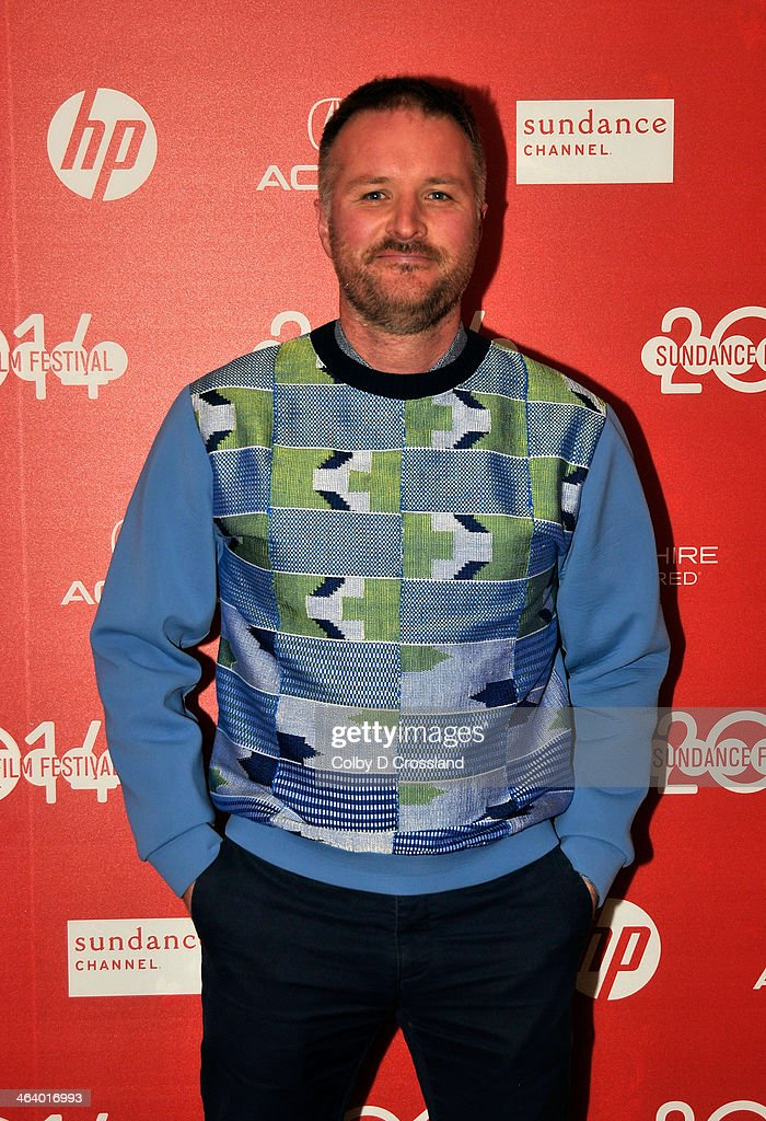 Actor Stuart Rutherford attends the 'What We Do In The Shadows' premiere at the Egyptian Theatre during the 2014 Sundance Film Festival on January 19, 2014 in Park City, Utah.