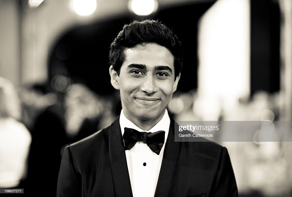 Actor <a gi-track='captionPersonalityLinkClicked' href=/galleries/search?phrase=Suraj+Sharma&family=editorial&specificpeople=9768453 ng-click='$event.stopPropagation()'>Suraj Sharma</a> attends the 'Life of PI' Opening Gala during day one of the 9th Annual Dubai International Film Festival held at the Madinat Jumeriah Complex on December 9, 2012 in Dubai, United Arab Emirates.