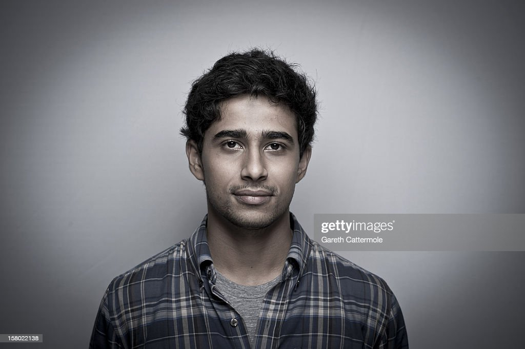Actor <a gi-track='captionPersonalityLinkClicked' href=/galleries/search?phrase=Suraj+Sharma&family=editorial&specificpeople=9768453 ng-click='$event.stopPropagation()'>Suraj Sharma</a> during a portrait session on day one of the 9th Annual Dubai International Film Festival held at the Madinat Jumeriah Complex on December 9, 2012 in Dubai, United Arab Emirates.
