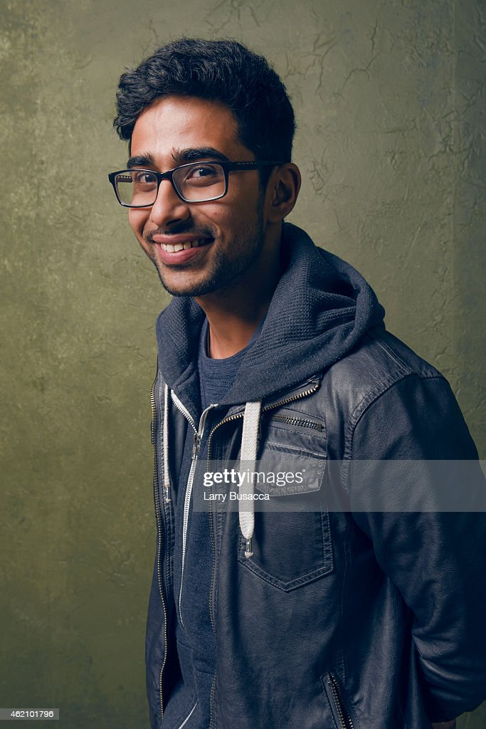 Actor <a gi-track='captionPersonalityLinkClicked' href=/galleries/search?phrase=Suraj+Sharma&family=editorial&specificpeople=9768453 ng-click='$event.stopPropagation()'>Suraj Sharma</a> from 'Umrika' poses for a portrait at the Village at the Lift Presented by McDonald's McCafe during the 2015 Sundance Film Festival on January 24, 2015 in Park City, Utah.