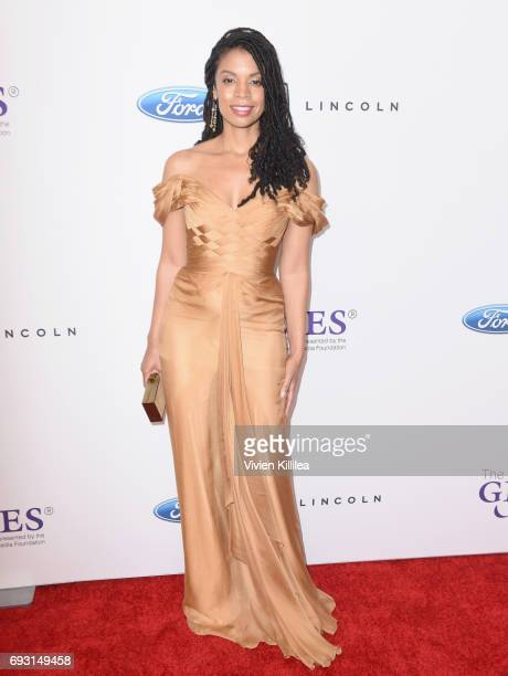 Actor Susan Kelechi Watson attends the 42nd Annual Gracie Awards Gala hosted by The Alliance for Women in Media at the Beverly Wilshire Hotel on June...
