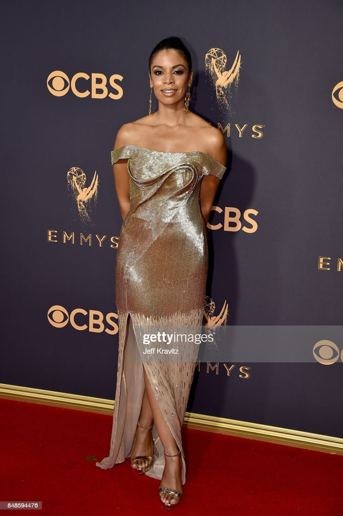 Actor Susan Kelechi Watson attends the 69th Annual Primetime Emmy Awards at Microsoft Theater on September 17, 2017 in Los Angeles, California.