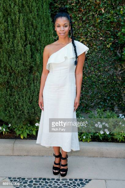 Actor Susan Kelechi Watson attends The Rape Foundation's Annual Brunch on October 8 2017 in Los Angeles California