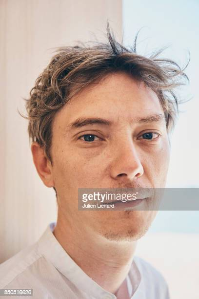 Actor Swann Arlaud is photographed for Self Assignment on May 21 2017 in Cannes France
