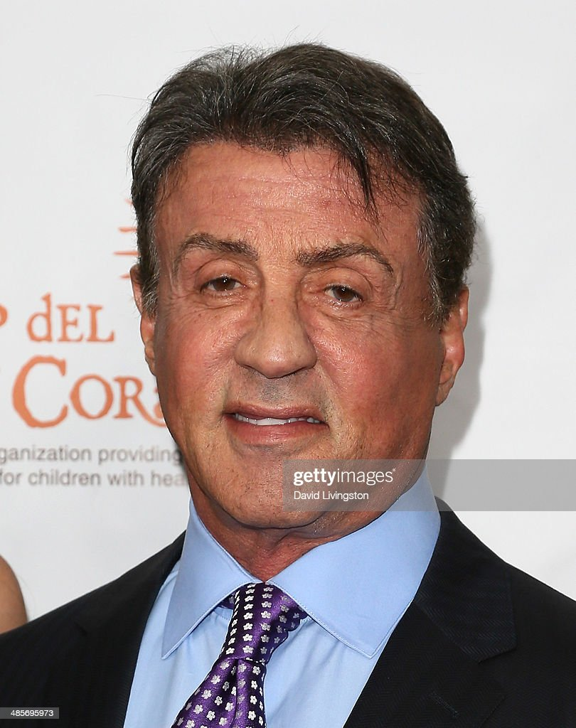 Actor <a gi-track='captionPersonalityLinkClicked' href=/galleries/search?phrase=Sylvester+Stallone&family=editorial&specificpeople=202604 ng-click='$event.stopPropagation()'>Sylvester Stallone</a> attends Camp del Corazon's 11th Annual Gala del Sol at the Ray Dolby Ballroom at Hollywood & Highland Center on April 19, 2014 in Hollywood, California.