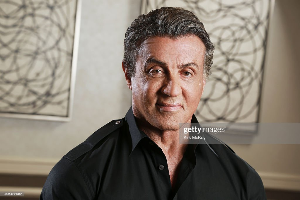 Sylvester Stallone, Los Angeles Times, October 30, 2015 | Getty Images