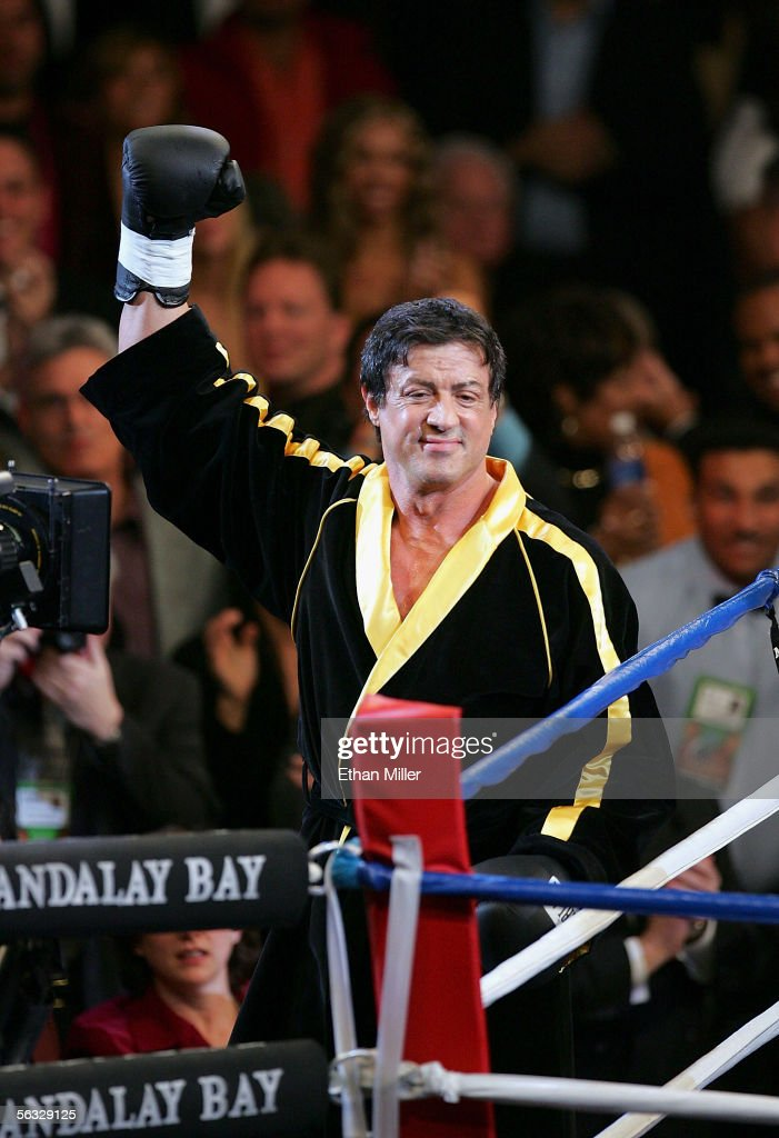 Sylvester Stallone Rocky 6