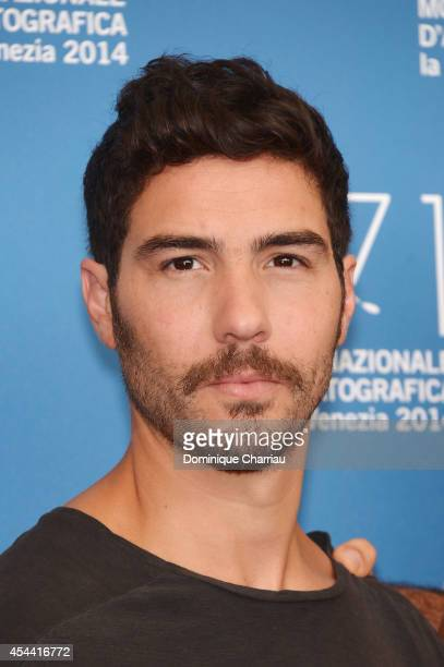 Actor Tahar Rahim attends the 'The Cut' photocall during the 71st Venice Film Festival on August 31 2014 in Venice Italy