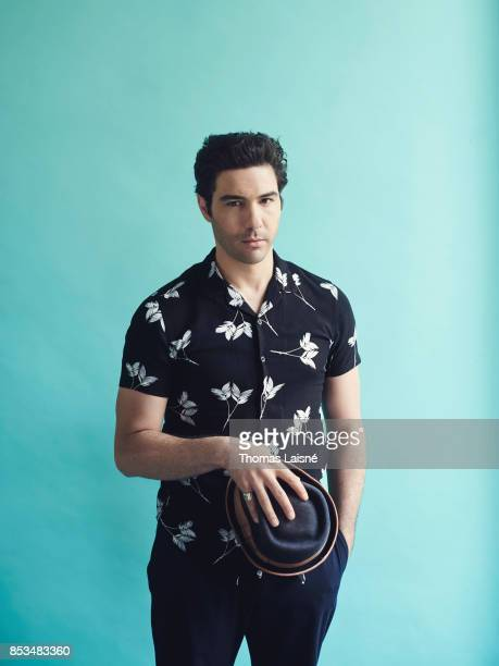 Actor Tahar Rahim is photographed for Technikart on August 16 2017 in Paris France PUBLISHED