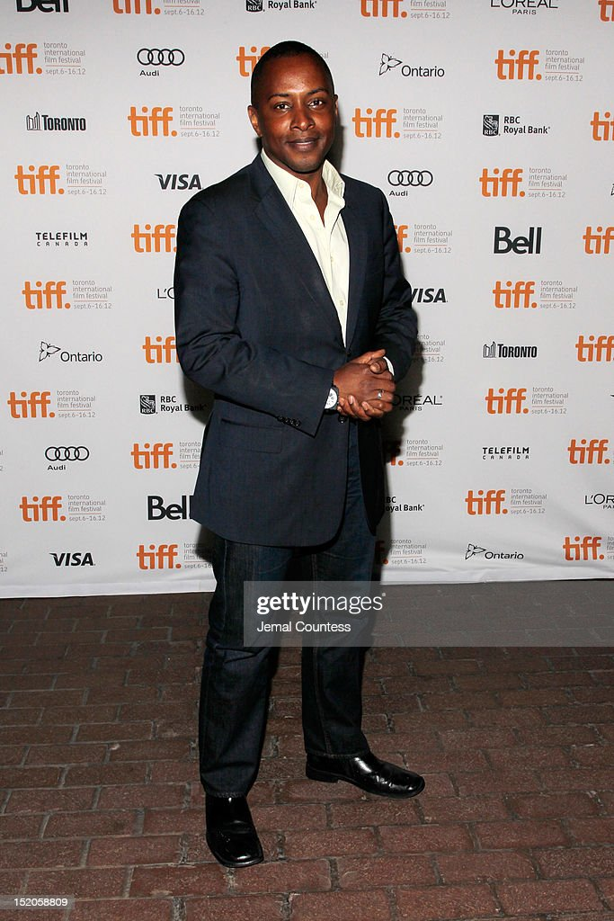 Actor Tai Bennett attends the 'John Dies At The End' Premiere during the 2012 Toronto International Film Festival held at Ryerson Theatre on September 15, 2012 in Toronto, Canada.