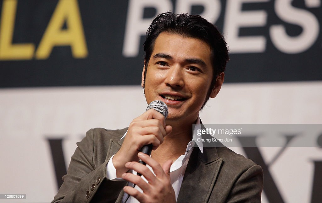 Actor Takeshi Kanashiro attends the Gala Presentation 'Wu Xia' press conference at Shinsegae Centum city during the 16th Busan International Film Festival (BIFF) on October 9, 2011 in Busan, South Korea. The biggest film festival in Asia showcases 307 films from 70 countries and runs from October 6-14.