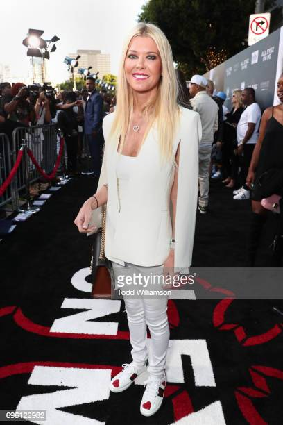 Actor Tara Reid at the 'ALL EYEZ ON ME' Premiere at Westwood Village Theatre on June 14 2017 in Westwood California