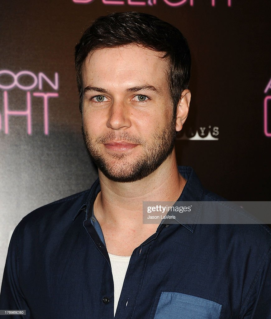 Actor <a gi-track='captionPersonalityLinkClicked' href=/galleries/search?phrase=Taran+Killam&family=editorial&specificpeople=3798325 ng-click='$event.stopPropagation()'>Taran Killam</a> attends the premiere of 'Afternoon Delight' at ArcLight Hollywood on August 19, 2013 in Hollywood, California.