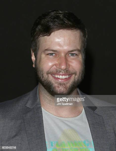 Actor Taran Killam attends the screening after party for 'Brigsby Bear' hosted by Sony Pictures Classics and The Cinema Society at Jimmy at the James...