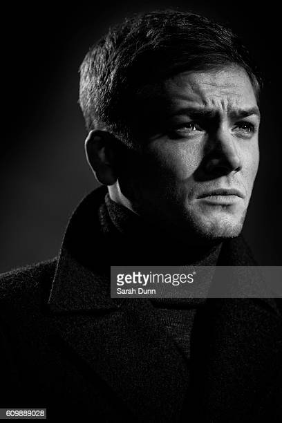 Actor Taron Egerton is photographed for Empire magazine on February 11 2014 in London England