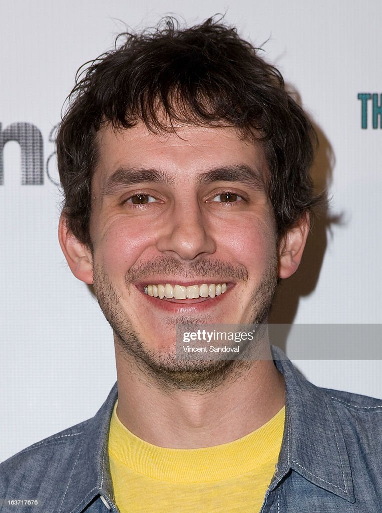 Actor Tate Ellington attends the Los Angeles premiere of 'The Kitchen' at Laemmle NoHo 7 on March 14, 2013 in North Hollywood, California.