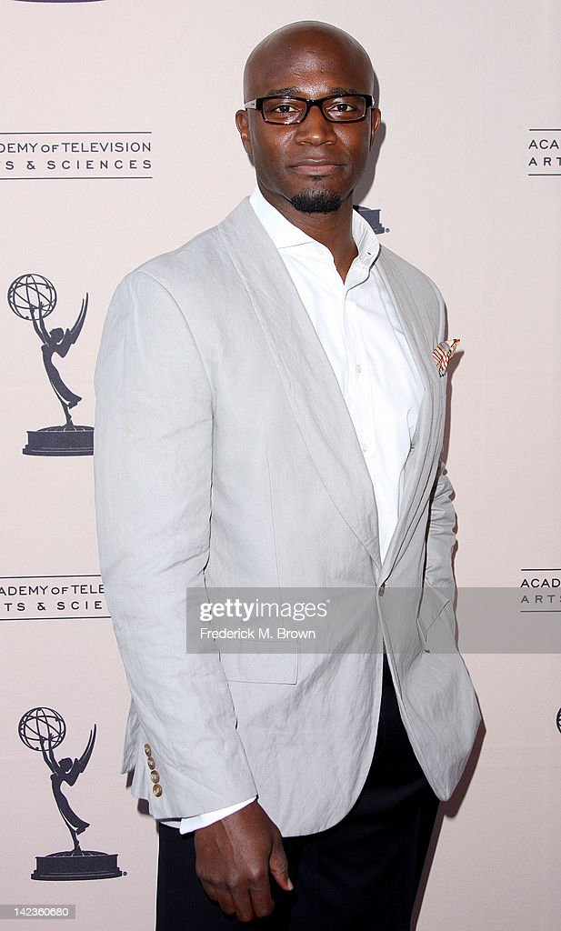 Actor Taye Diggs attends The Academy of Television Arts & Sciences Presents 'Welcome To ShondaLand: An Evening With Shonda Rhimes & Friends' at the Leonard H. Goldenson Theatre on April 2, 2012 in North Hollywood, California.