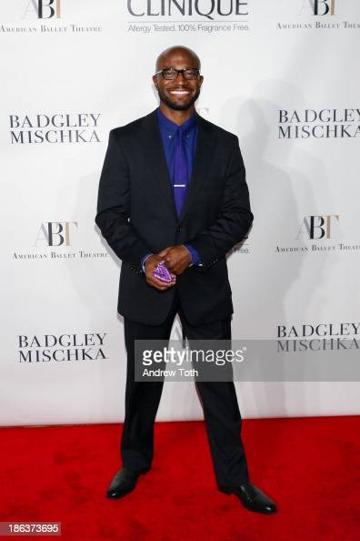 Actor Taye Diggs attends the American Ballet Theatre 2013 Opening Night Fall gala at David Koch Theatre at Lincoln Center on October 30 2013 in New...