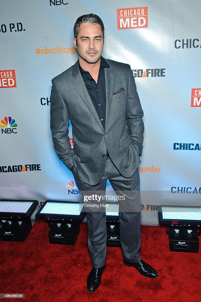 NBC's 'Chicago Fire', 'Chicago P.D.' And 'Chicago Med' - Premiere