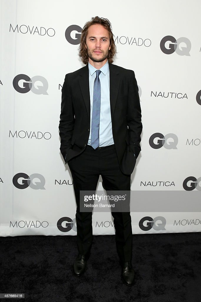 Actor Taylor Kitsch attends the 2014 GQ Gentlemen's Ball at IAC HQ on October 22, 2014 in New York City.