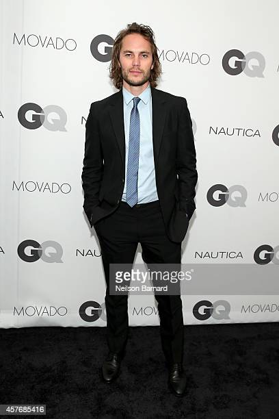 Actor Taylor Kitsch attends the 2014 GQ Gentlemen's Ball at IAC HQ on October 22 2014 in New York City