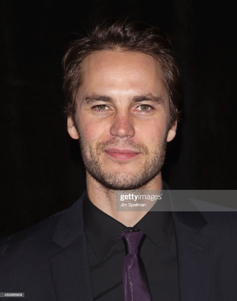 Actor <a gi-track='captionPersonalityLinkClicked' href=/galleries/search?phrase=Taylor+Kitsch&family=editorial&specificpeople=745008 ng-click='$event.stopPropagation()'>Taylor Kitsch</a> attends the 'Lone Survivor' New York premiere at Ziegfeld Theater on December 3, 2013 in New York City.