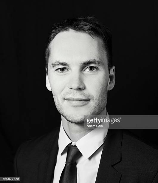 Actor Taylor Kitsch is photographed at the 6th Annual African Children's Choir Changemakers Gala on November 20 2014 at City Winery in New York City