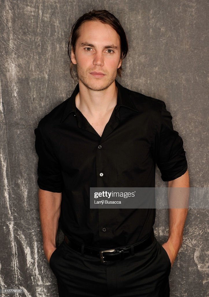 Actor Taylor Kitsch visits the Tribeca Film Festival 2011 portrait studio on April 21, 2011 in New York City.