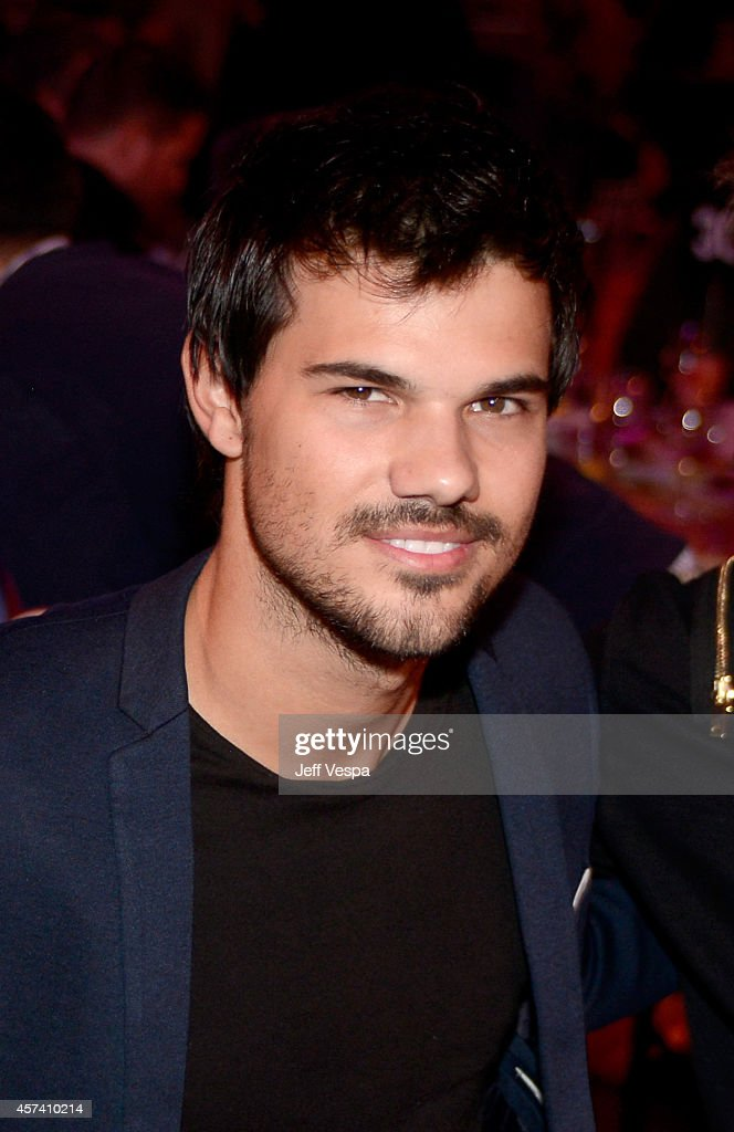 Actor Taylor Lautner attends the 3rd Annual Hilarity for Charity Variety Show to benefit the Alzheimer's Association presented by Genworth at...