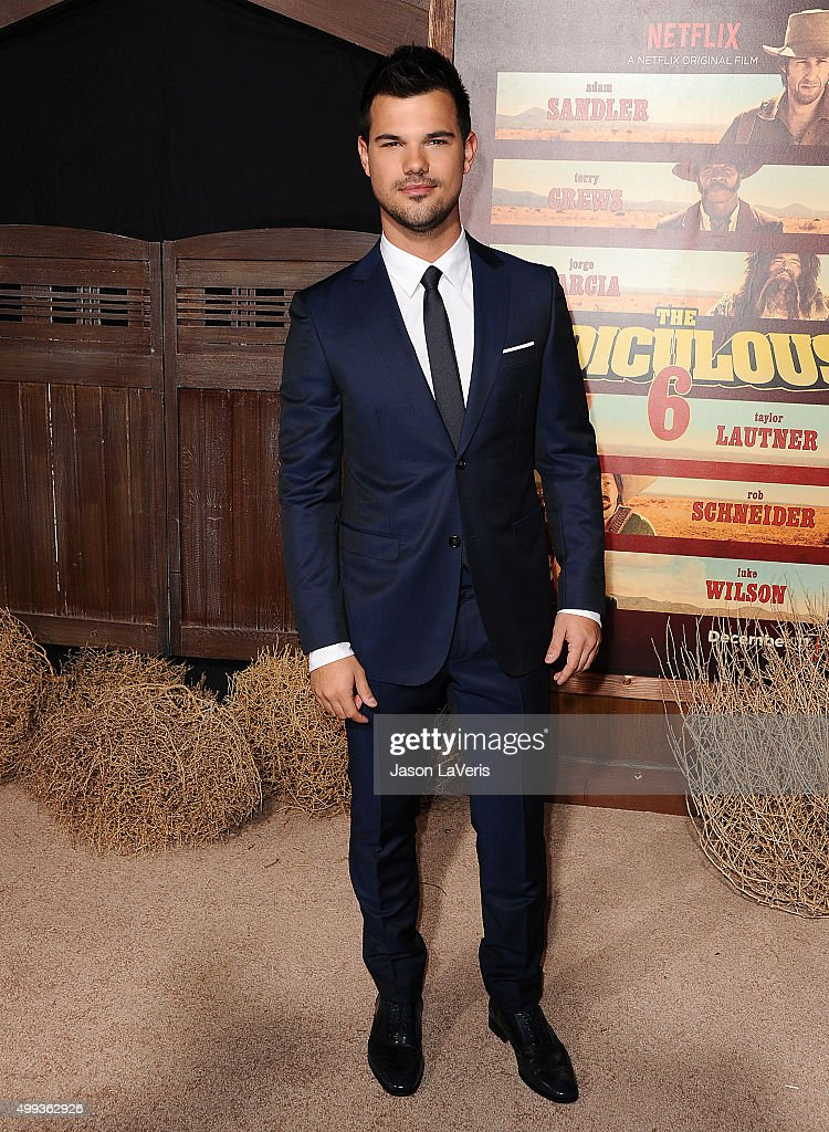 "Premiere Of Netflix's ""The Ridiculous 6"" - Arrivals"