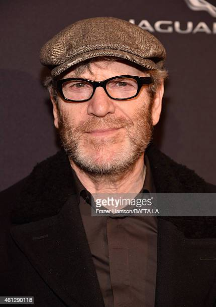 Actor Tcheky Karyo attends the BAFTA Los Angeles Tea Party at The Four Seasons Hotel Los Angeles At Beverly Hills on January 10 2015 in Beverly Hills...